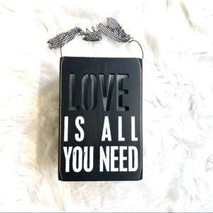 Other - Love is All You Need Night Light farmhouse style
